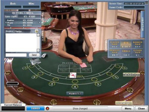 Live Dealer Baccarat Learn To Play Punto Banco At A Live Casino